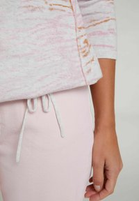 Oui - Sweatshirt - rose white - 4