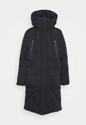 ELONGATED - Winterjas - black
