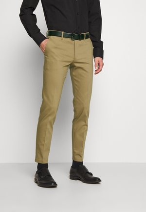 SIGHT - Trousers - beige