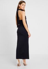 True Violet - HALTER NECK WITH SPLIT - Maksimekko - navy - 3
