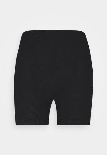 Shorts - black dark