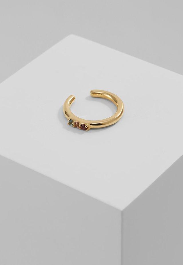 EDISON EARCUFF - Orecchini - gold-coloured
