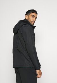 Columbia - SOUTH CANYON LINED JACKET - Outdoor jacket - black - 2