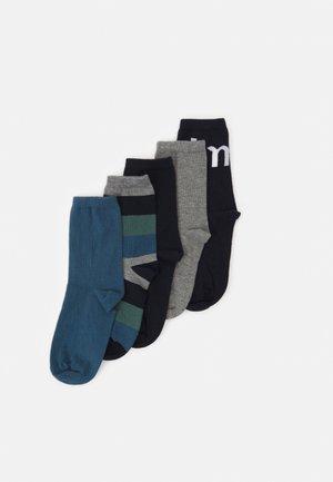 NKMVAKS SOCK 5 PACK - Socks - dark sapphire