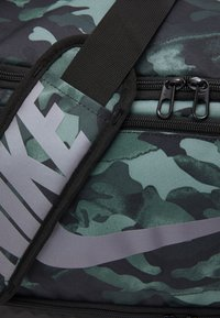 Nike Performance - DUFF - Sports bag - light smoke grey/black/cool grey - 4