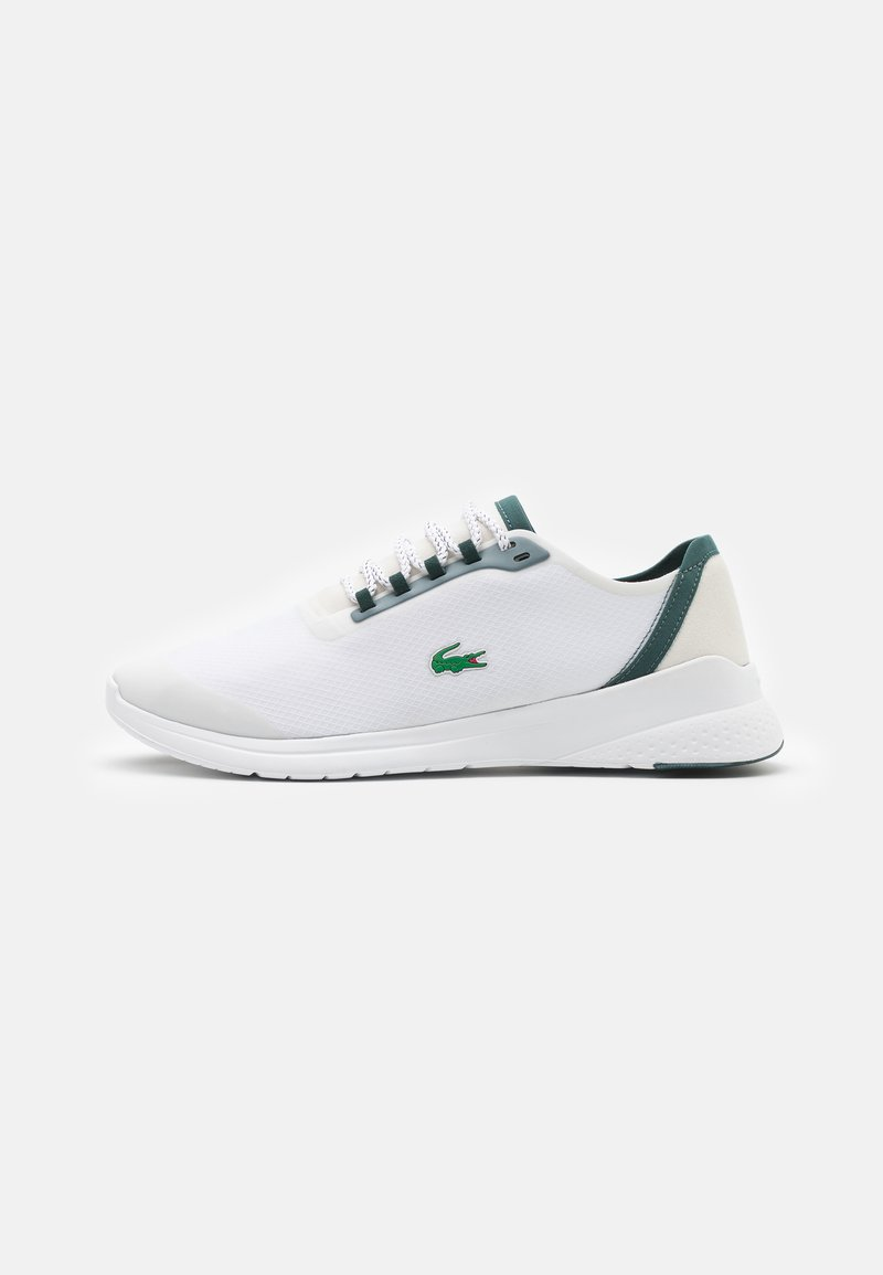 Lacoste - FIT - Sneakers - white/dark green