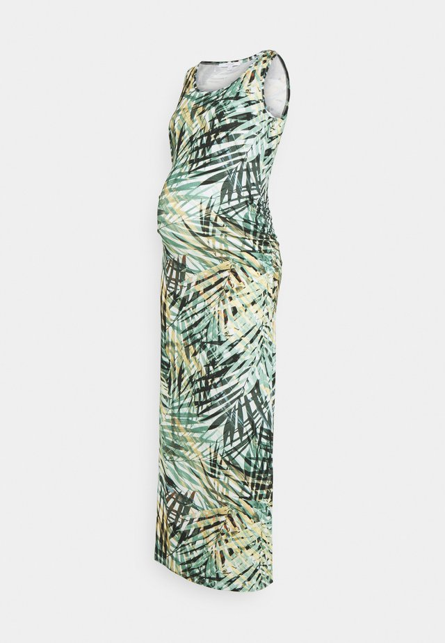 DRESS ELIZABETH - Vestido largo - blue spruce