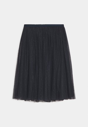 KISSES MIDI SKIRT EXCLUSIVE - A-Linien-Rock - sapphire sky