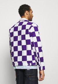 Quiksilver - BOX CHECKER JACKET - Summer jacket - prism violet - 2