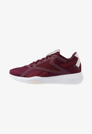 FLEXAGON FORCE 2.0 - Trainings-/Fitnessschuh - maroon/merlot/pink