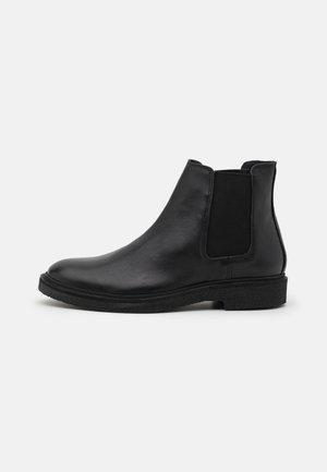 SLHLUKE CHELSEA BOOT - Classic ankle boots - black