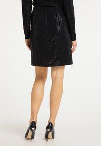 usha - A-line skirt - schwarz - 2