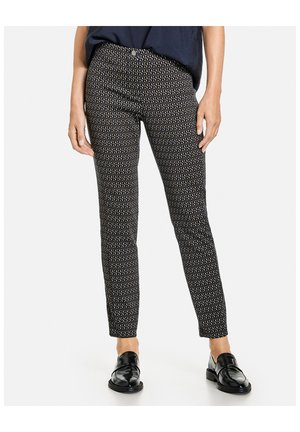 Pantalon classique - khaki/marine/grey