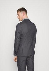 Selected Homme - SLHSLIM-MYLOLOGAN  - Anzug - dark grey - 3
