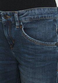 DRYKORN - LIKE - Relaxed fit jeans - dark-blue denim - 4