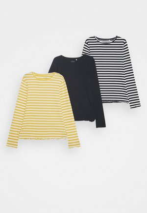NKFVEMMA 3 PACK - Long sleeved top - multi coloured