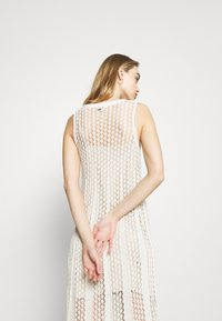 Pepe Jeans - LARA - Gebreide jurk - off white - 4