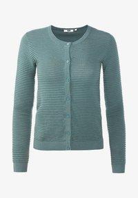 WE Fashion - Cardigan - greyish green - 1
