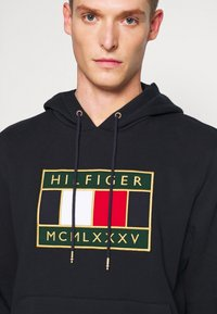 Tommy Hilfiger - ICON BADGE HOODY - Sweat à capuche - blue - 5