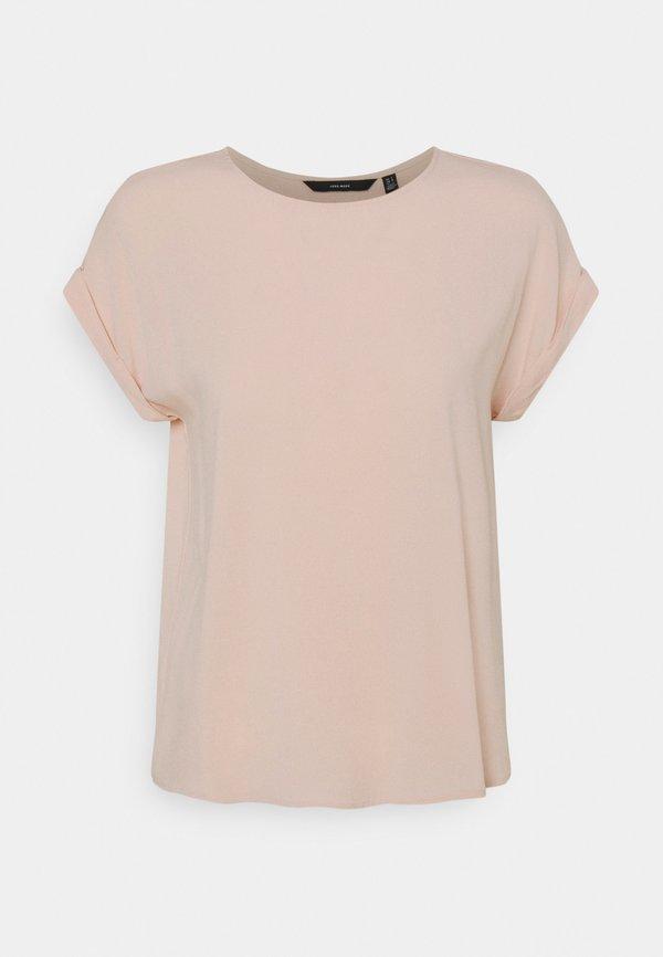 Vero Moda Petite VMBECCA - Bluzka - sepia rose/rÓżowy SIOE