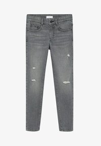 Mango - CALVIN - Slim fit jeans - gris denim - 4