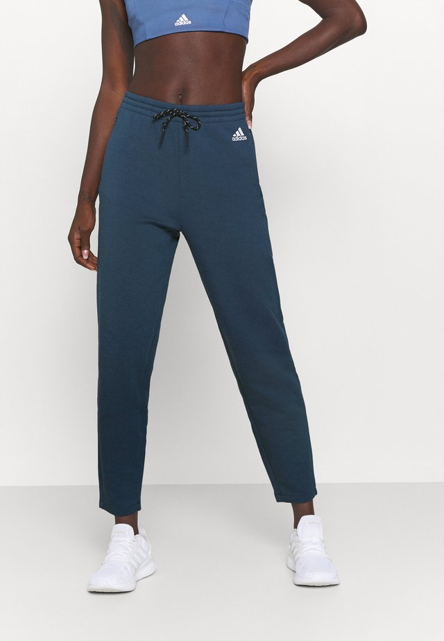 PANT - Tracksuit bottoms - navy