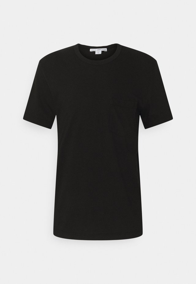POCKET TEE - T-shirt basic - black