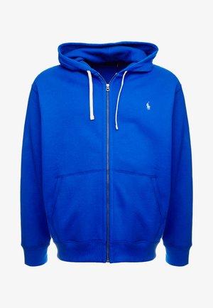 HOOD - Zip-up hoodie - pacific royal