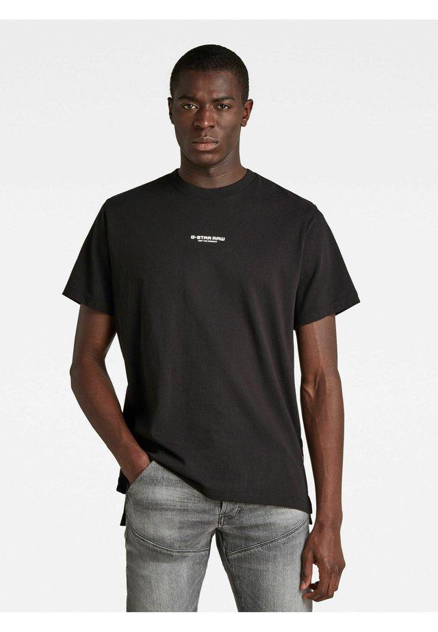 T-shirt basic - dk black