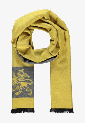 Scarf - dark corn yellow