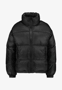 Weekday - BENITA PUFFER JACKET - Winter jacket - black - 4
