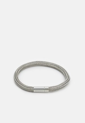 ROPE - Armband - silver-coloured