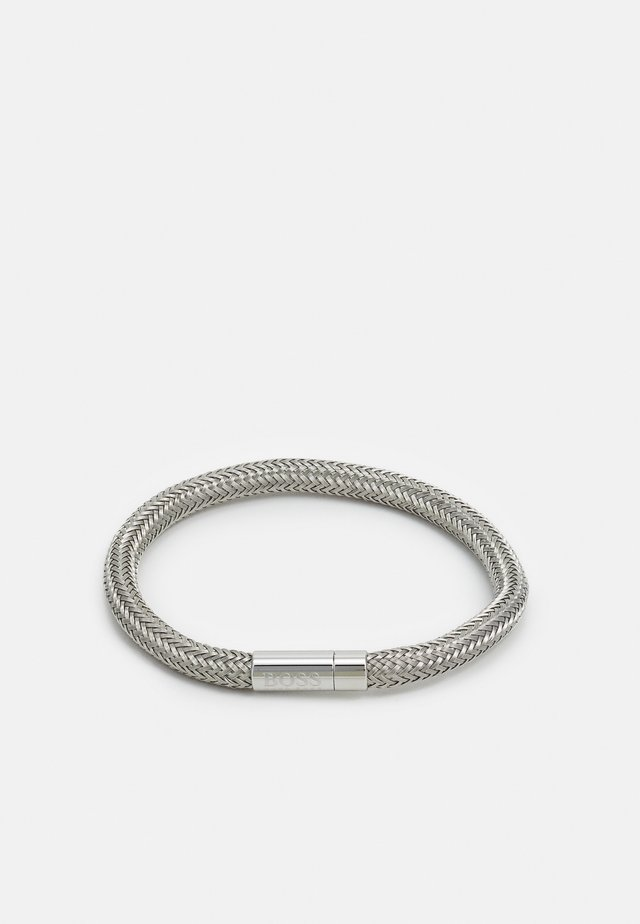 ROPE - Náramek - silver-coloured