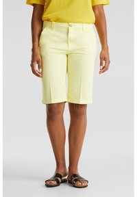 Esprit - Shorts - lime yellow - 0