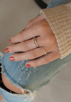 ISAC CHIC - Ring - silber
