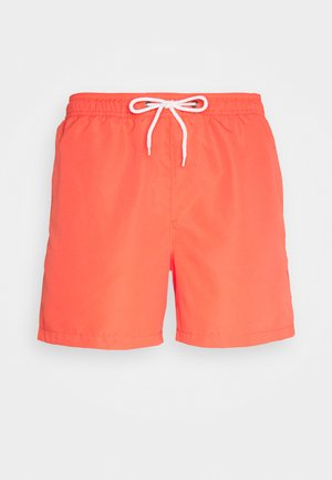 JWHMALIBU JJSWIM SOLID - Swimming shorts - hot coral