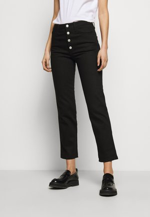 DEVINE - Jeans straight leg - stay black