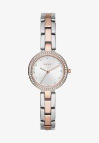 DKNY - Watch - bi-coloured - 0