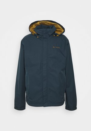 MENS ESCAPE LIGHT JACKET - Regnjakke / vandafvisende jakker - steelblue