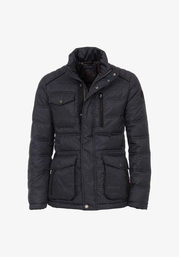 Winter jacket - blau