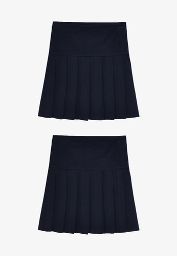 2 PACK - Áčková sukně - blue