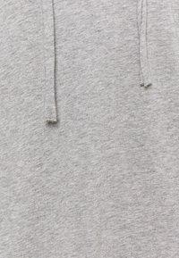 Marc O'Polo DENIM - LONGSLEEVE HOODIE - Long sleeved top - grey melange - 2