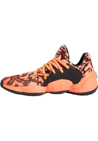 adidas Performance - HARDEN VOL. 4 BASKETBALLSCHUH HERREN - Basketball shoes - signal coral/core black - 0