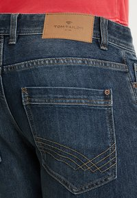 TOM TAILOR - MARVIN - Straight leg jeans - mid stone wash denim blue - 5
