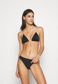 Calvin Klein Swimwear - ONE - Bikini bottoms - black - 1