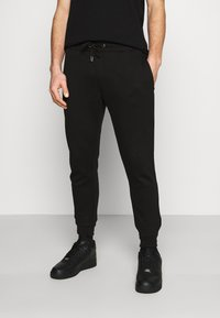 Burton Menswear London - 2 PACK - Tracksuit bottoms - black - 3