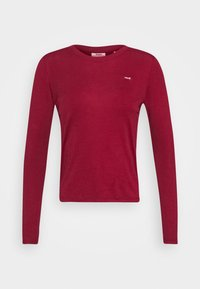 Levi's® - BABY TEE - T-shirt à manches longues - biking red - 3