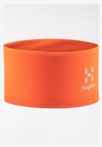Haglöfs - L.I.M TECH  - Ear warmers - flame orange - 3