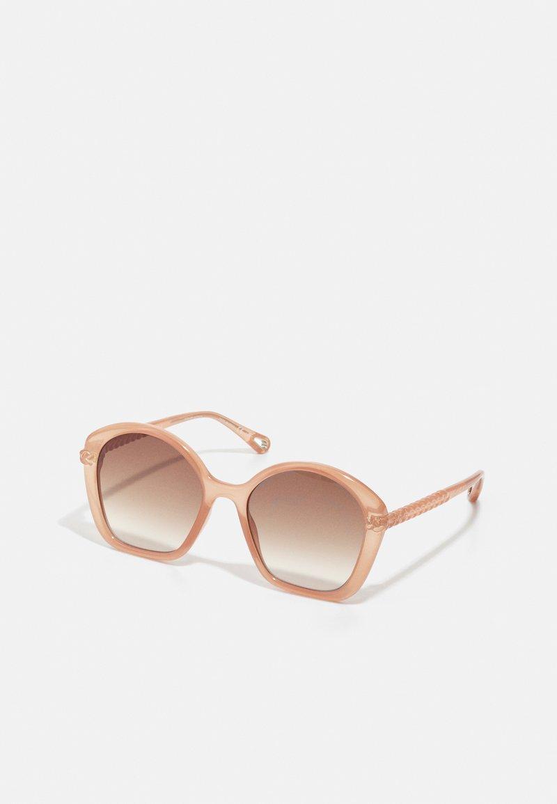 CHLOÉ - Sunglasses - pink/brown