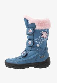 LICO - MARY - Zimní obuv - blau/rosa - 1